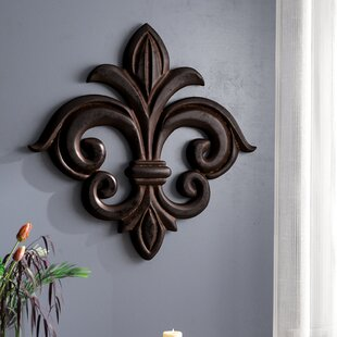 Superior Wood Fleur De Lis Wall Decor