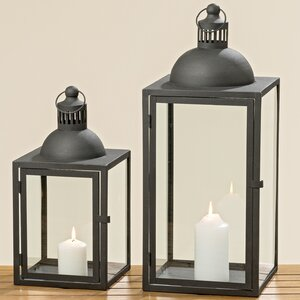 Saturn 2 Piece Lantern Set