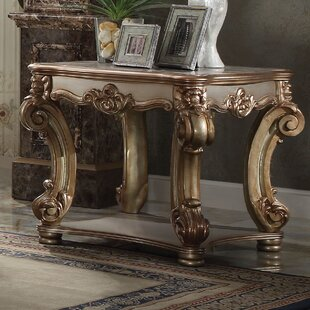 Welles Traditional End Table