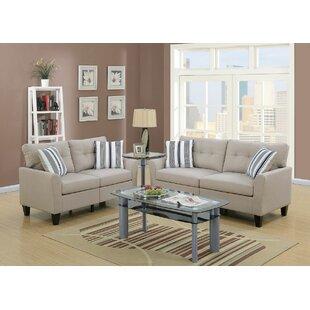 Ivy Bronx Filion 2 Piece Living Room Set