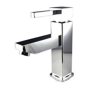 Fresca Versa Single Hole Mount Bathroom Faucet with