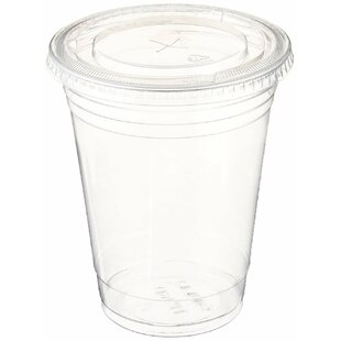 Plastic Disposable Cup (Set of 50)