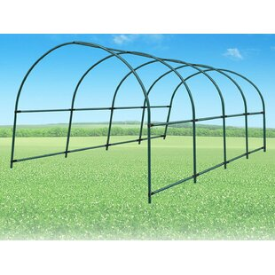 Strong Camel 10 Ft. W x 20 Ft. D Greenhouse