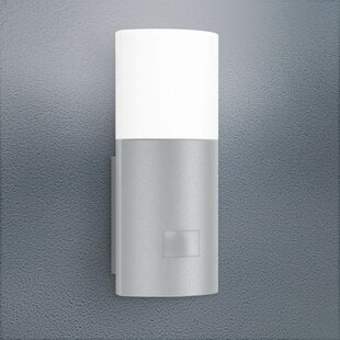 1 Light Outdoor Sconce With Motion Sensor By Steinel