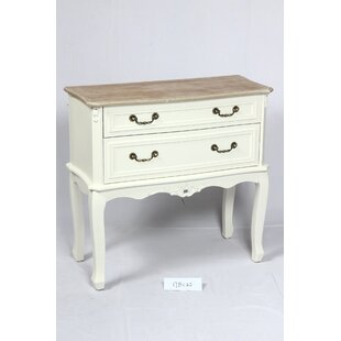 Comte 2 Drawer Console Table By Lily Manor