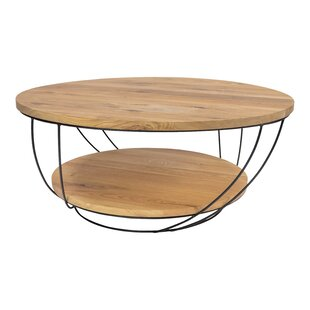 Mink Coffee Table With Storage By 17 Stories
