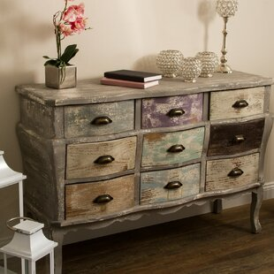 Midvale 9 Drawer Accent Chest By Beachcrest Home