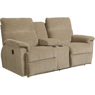 Check Prices Jay La-Z-Time® Full Reclining Loveseat by La-Z-Boy Reviews (2019) & Buyer's Guide