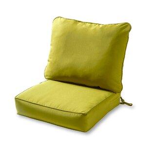 Quickview. Marine. Kiwi. Salsa. Sarver Indoor/Outdoor Lounge Chair Cushion