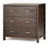 Bouton 3 Drawer Dresser by 17 Stories