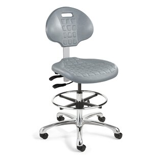 Everlast Ergonomic Drafting Chair by BEVCO Great price