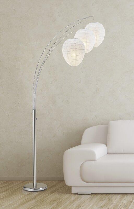 Zipcode design cline 82 tree floor lamp reviews wayfair cline 82 tree floor lamp aloadofball Images
