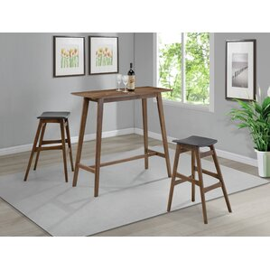 Abigail 3 Piece Coffee Table Set by Langley Street