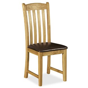 Solid Wood Dining Chair By Ophelia & Co.