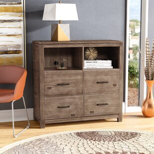 Seleukos 4 Drawer Media Chest