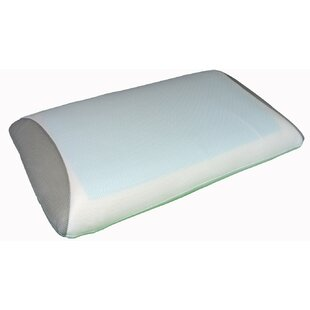 Rest Gel Pad Memory Foam Queen Pillow by Better Snooze Savings