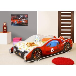 MiniMax Toddler Car Bed by Plastiko