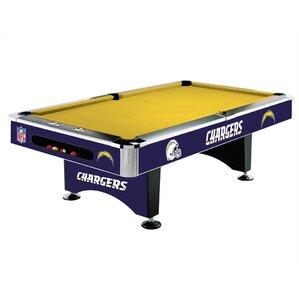 NFL 8u0027 Pool Table
