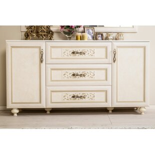 Bushnell 3 Drawer Combi Chest By ClassicLiving