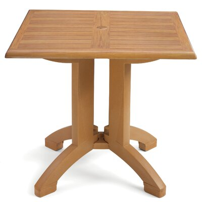 Winston Square 29 Inch Table by Grosfillex Expert Savings