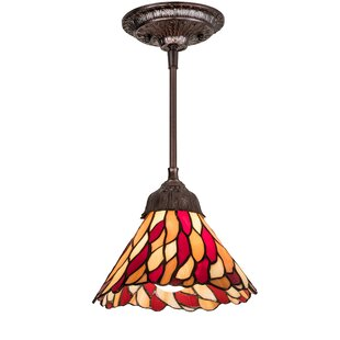 Astoria Grand Noles 1-Light Cone Pendant