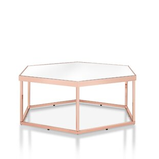 Kanagy Coffee Table with Tray Top