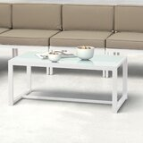 Hedy Glass Coffee Table