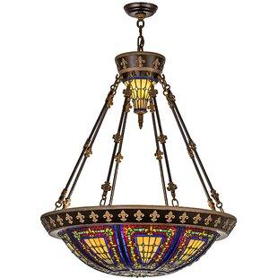 Victorian Tiffany 6-Light ..