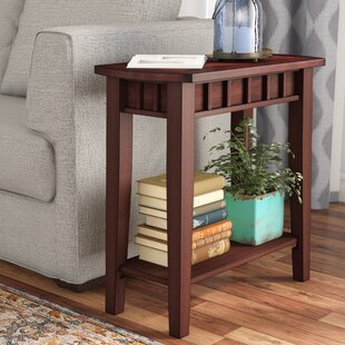 Warrington End Table by Andove..