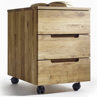 Octavia 3 Drawer Filing Cabinet By Gracie Oaks