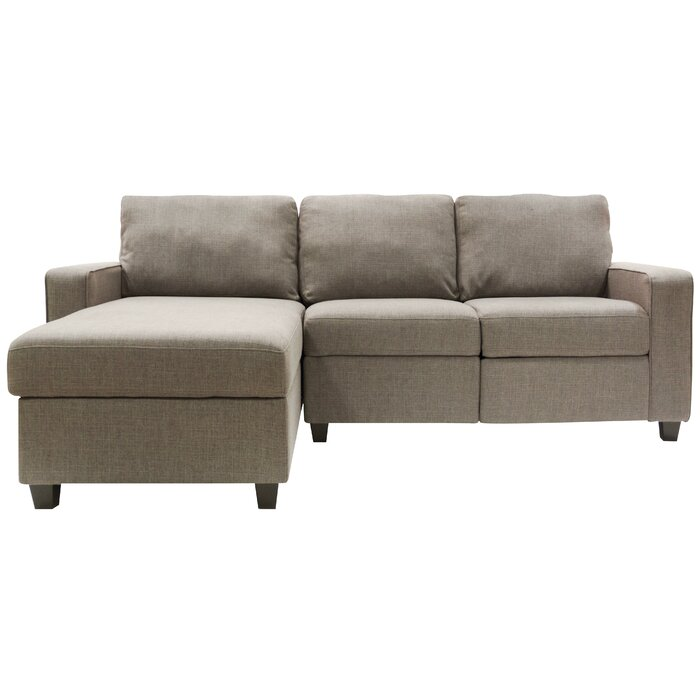 jm premium p m modern by sectionals leather sectional reclining recliner sofa j alba jnm