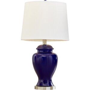Blue Table Lamps You'll Love | Wayfair