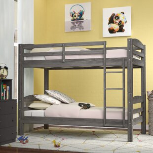 Read Reviews Ralph Twin over Twin Bunk Bed by Viv + Rae Reviews (2019) & Buyer's Guide
