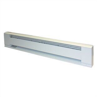 Architectural Wall Mounted 8532 Electric Radiant Baseboard Heater By TPI