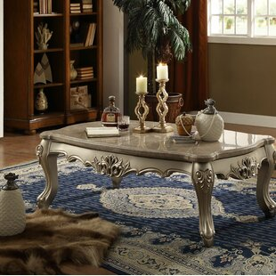 Nia Coffee Table by Astoria Grand Wonderful