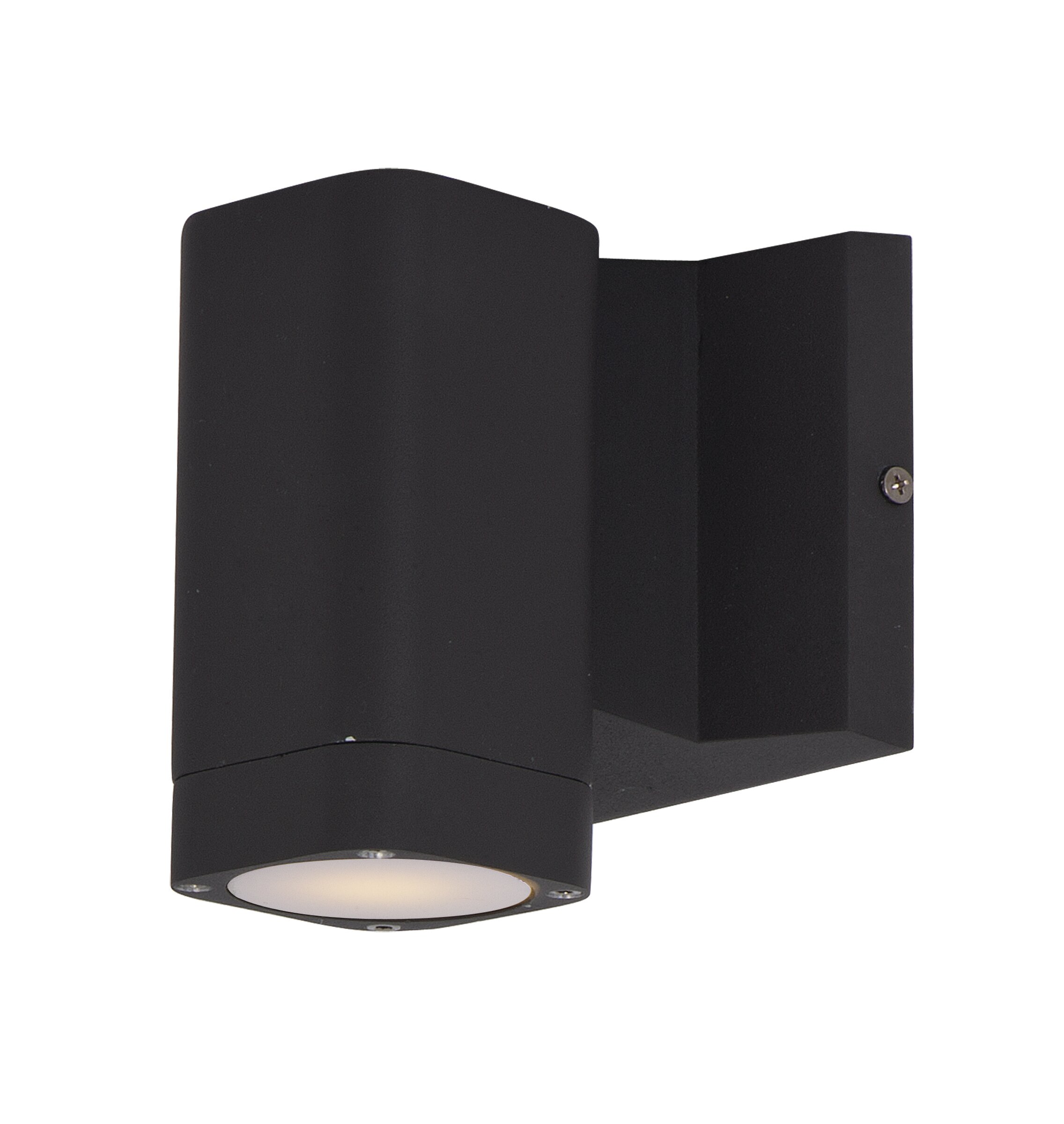 Terron Led Outdoor Armed Sconce Reviews Allmodern