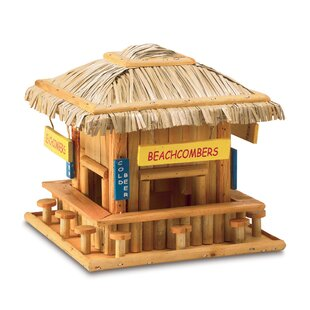 Zingz & Thingz Beachcomber 8 in x 8.5 in x 8.5 in Birdhouse