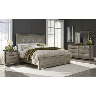 Daley King Panel Configurable Bedroom Set by Mercer41