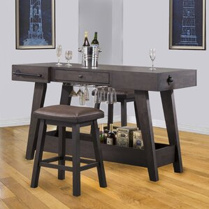 Lexington Series Kitchen Island Set by EC..