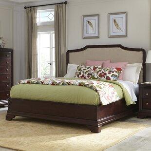 Cresent Furniture Newport Upholstered Panel Bed