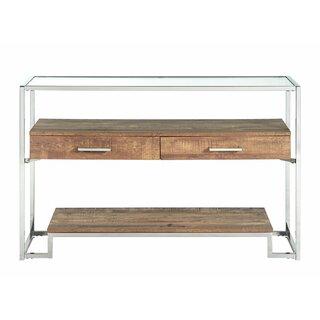 """Emestina 47"""" Console Table by Ebern Designs SKU:BB460886 Price Compare"""