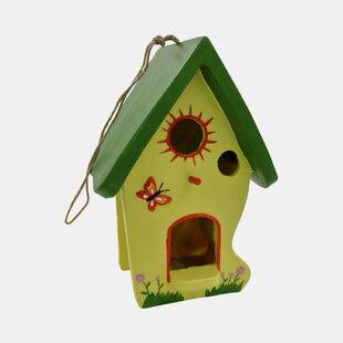 Lorcan Decorative Bird Feeder By Sol 72 Outdoor