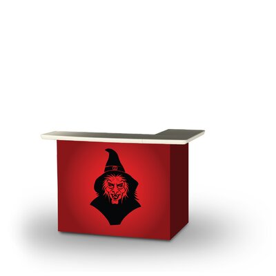 Wybolt Halloween Evil Witch Home Bar by East Urban Home Bargain