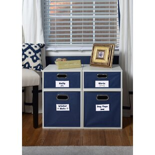 Affordable Price Chastain Standard Bookcase by Rebrilliant