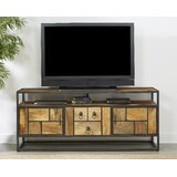 Edan Solid Wood TV Stand for TVs up to 78 by Bloomsbury Market