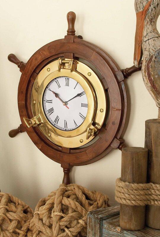 Ship Wheel 18