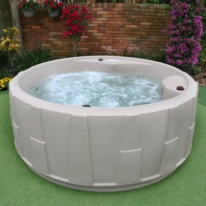 ar200p premium 4person 14jet plug and play spa with heater - Wayfair Hot Tub