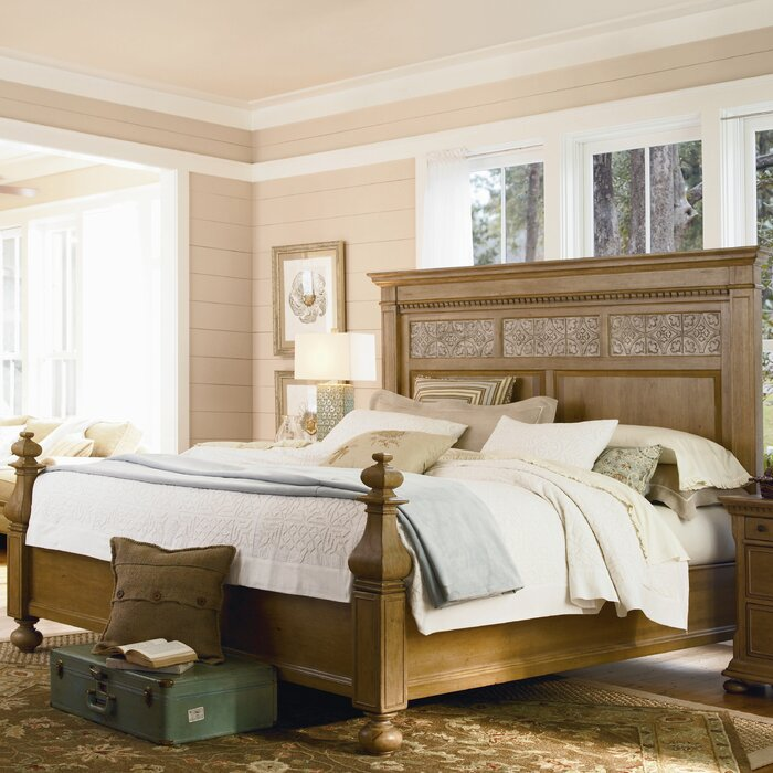 Awesome Down Home Camilla Platform Bed