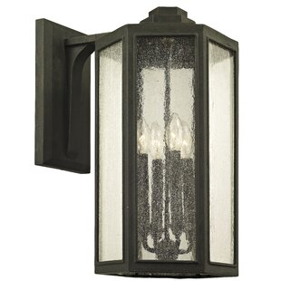 Budget Hatherop 4-Light Outdoor Wall Lantern By Gracie Oaks