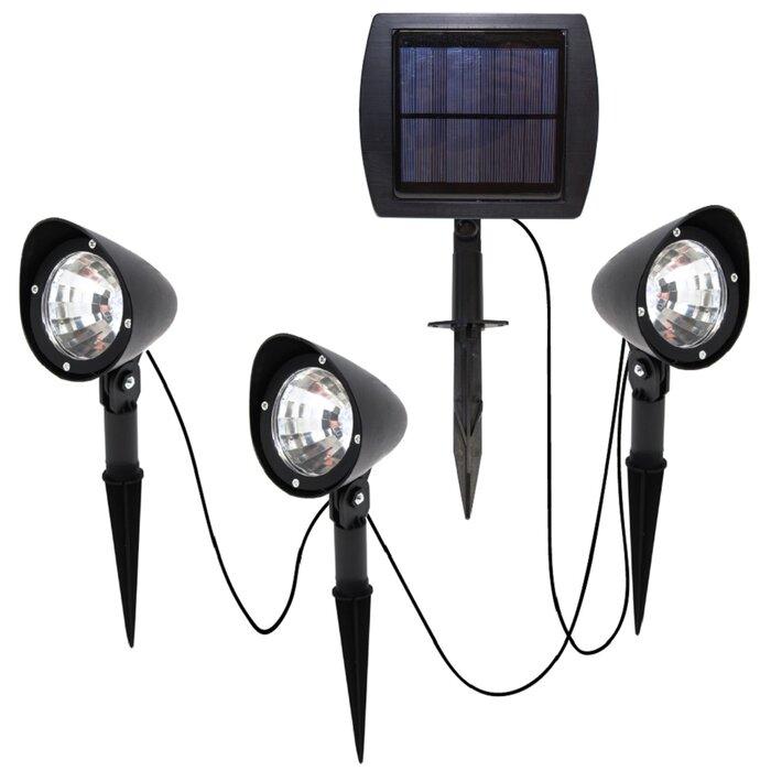 Solar Ed Led Spot Light Pack